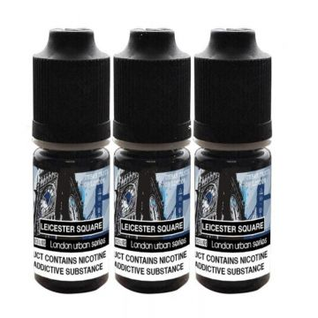 Leicester Square E-liquid by London Urban 30ml