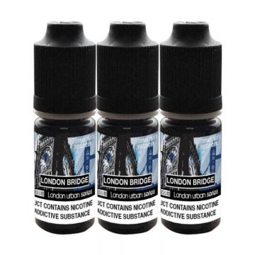 London Bridge E-liquid by London Urban 30ml