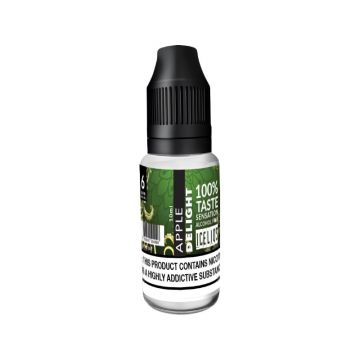 Apple Delight E-liquid by Iceliqs 10ml