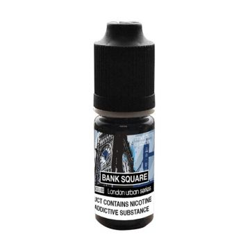 Bank E-Liquid by London Urban 10ml