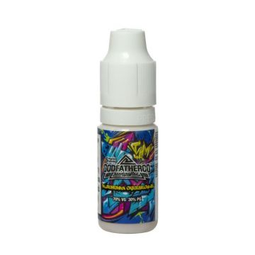Blueberry Cheese Cake E-Liquid by Godfather Co 10ml