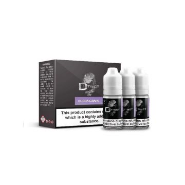 Bubba Grape E-Liquid By Distinct 30ml