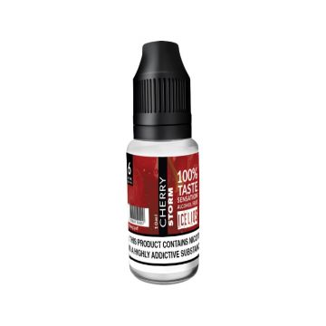 Cherry Storm E-liquid By Iceliqs