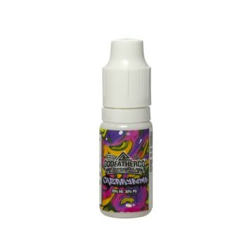 CherryBomb E-liquid by Godfather Co 10ml