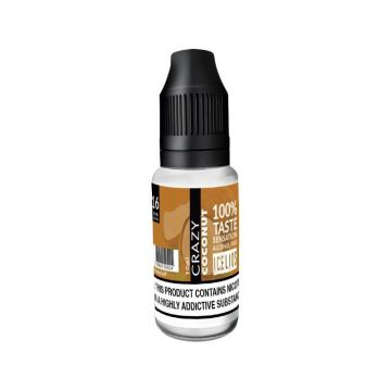 Crazy Coconut E-liquid By Iceliqs 10ml