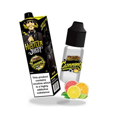 Cunning E-Liquid by Hustler Juice 10ml