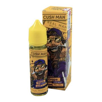 Grape Cush Man E-Liquid by Nasty Juice Shortfill