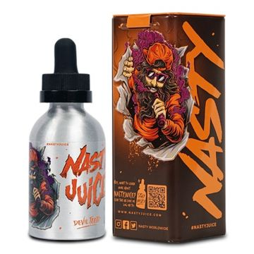 Devil Teeth E-Liquid by Nasty Juice Shortfill
