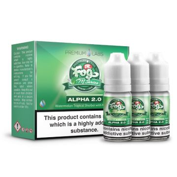 Dr Fogs M-Series Alpha 2.0 E-liquid 30ml