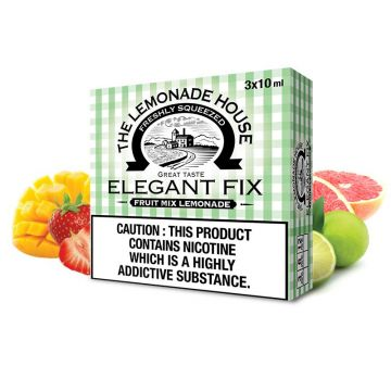 Elegant Fix E-liquid by The Lemonade House 30ml