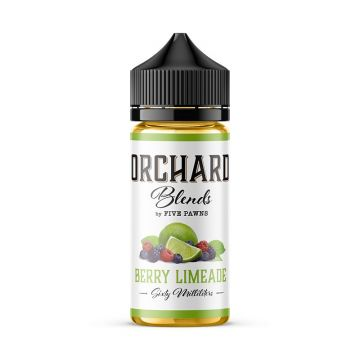 Berry Limeade E-Liquid Orchard Blends By Five Pawns