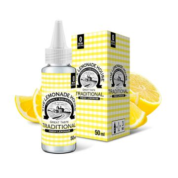 Traditional E-Liquid by The Lemonade House Shortfill