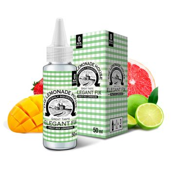 Elegant Fix E-liquid by The Lemonade House Shortfill