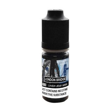 London Bridge E-liquid by London Urban 10ml