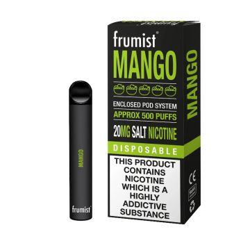 Frumist Mango Disposable Pod 20mg