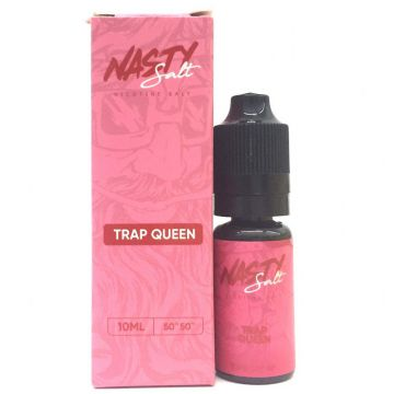 Trap Queen E-Liquid by Nasty Salt 10ml