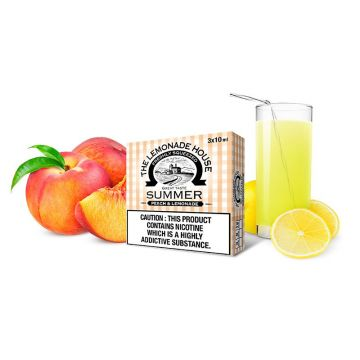 Summer E-Liquid by The Lemonade House 30ml