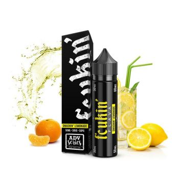 Smashin Lemonade E-Liquid By Fcukin Flava Shortfill