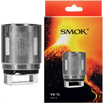 Smok TFV8 V8-T10 Replacement Coils 3 Pack
