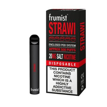 Frumist Strawi Disposable Pod 20mg