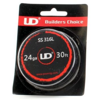 UD Kanthal A1 24 Awg Resistance Wire