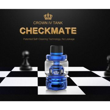 Uwell Crown IV Crown 4 Tank Checkmate Edition