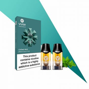 Vuse Chilled Mint flavour