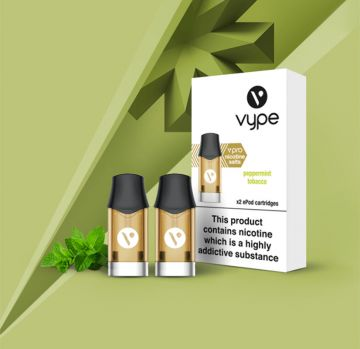 Peppermint Tobacco Vype Refills