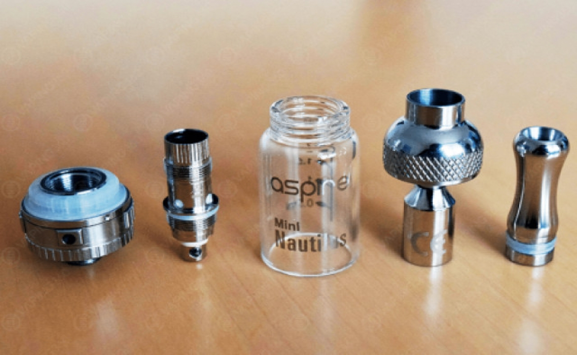 Aspire Nautilus Mini Is The Best Tank For Beginners