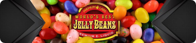 World's Best Jelly Beans E-Liquid Burnt Oak