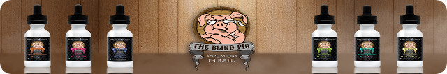 Blind Pig E-Liquid Burnt Oak