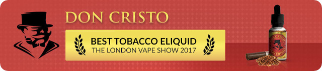 Don Cristo E-Liquid Burnt Oak