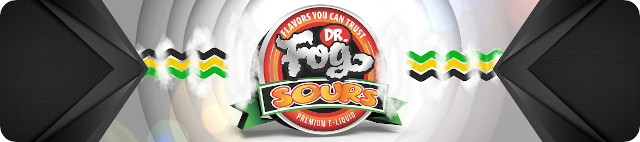 Dr Fog Sours Series E-Liquid Burnt Oak