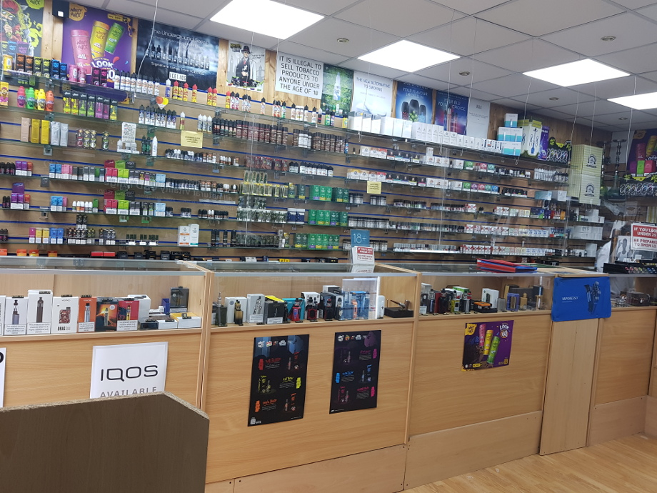 Electronic Cigarettes and E-Liquids In Whetstone
