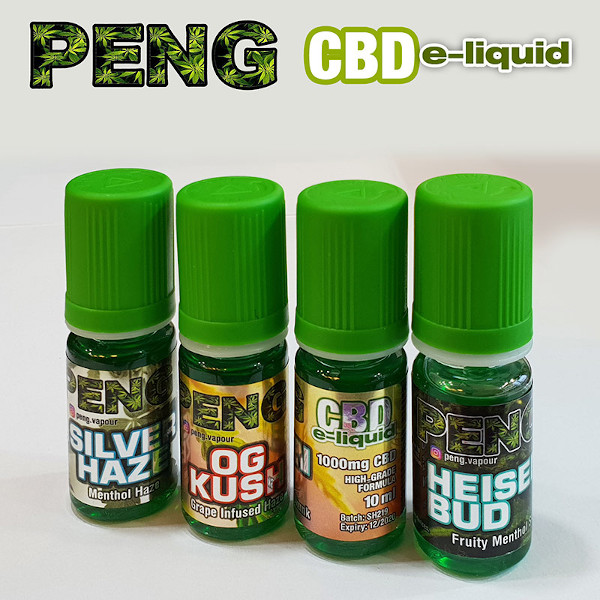 PENG CBD in Rickmansworth